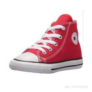 Converse Chuck Taylor All Star High Top Toddler 7